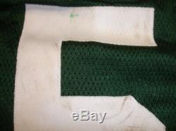 2009 New York Jets Game Used Jersey #52 David Harris with Use! PHOTOMATCH Jets COA