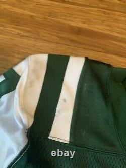 2010 Bart Scott New York Jets Game Used Worn Jersey Photomatched Vs San Diego
