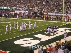 2 New York Jets vs Seattle Seahawks Sunday 10/2 Lower Level with Parking