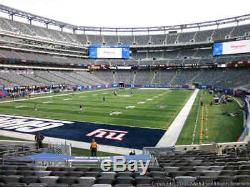 2 Tickets Green Bay Packers @ New York Jets 12/23/18 East Rutherford, NJ