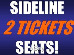 2 of 4 tickets Chicago Bears New York Jets 10/28