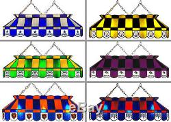 Choose Your NFL Team 40 Stained Glass Pool Billiard Light Lamp by Imperial