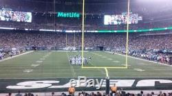 Cleveland Browns @ New York Jets- 2 Tickets- Mon 9/16/19 Sec 101, Row 39
