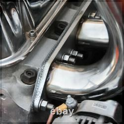 Fits Chevy BBC Water Injection Jet Boat FULL LENGTH SS Exhaust Manifold Header