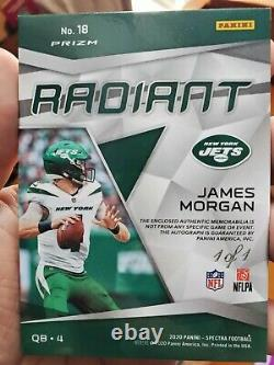 James Morgan Spectra Radiant NIKE PATCH RPA TRUE 1/1