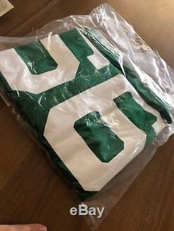 Mark Gastineau New York Jets Mitchell & Ness 1984 Throwback Green Jersey NOS NWT