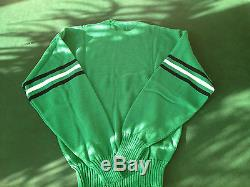 NEW YORK JETS BRAND NEW SWEATER NFL SIZE MED BY CLIFF ENGLE (VINTAGE LAST ONE)