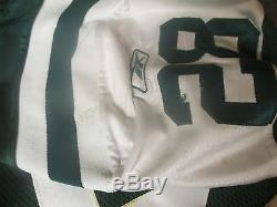 New York Jets Curtis Martin Game Used Worn Auto Autograph Autographed Jersey