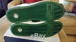 NFL NEW YORK JETS REEBOK SHOES RECLINE PH2 MEN SIZE 10.5 10 1/2 NEW IN BOX RARE