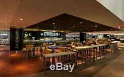 NY New York Jets vs Baltimore Ravens 10/23/16 Chase Club With Green Vip Parking