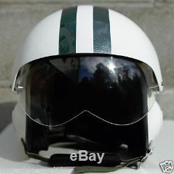 New York Jets Fighter Helmet Football USAF Air Force S M L XL NYPD NYFD NYC