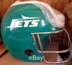 New York Jets helmet chair Only one left