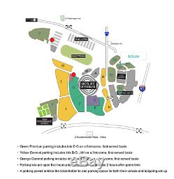 New York Jets vs Green Bay Packers 12/23 Section 204 Aisle + Green VIP Parking