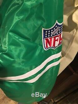 new product 9f613 b7f39 Packer Shoes X Coming To America Vintage New York Jets Satin ...