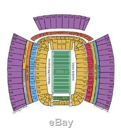Pittsburgh Steelers vs New York Jets Tickets! Lower Level Section 224