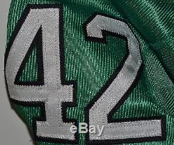 Ronnie Lott New York Jets Throwback 1994 #42 Jersey 3XL