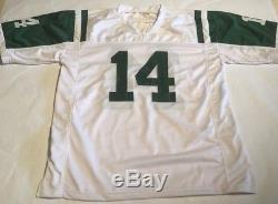 Sam Darnold Autographed New York Jets White Jersey Jsa Witnessed Coa 3a6b212bc