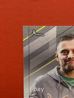 Topps Gary Vee Autograph Rookie Card