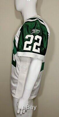Ty Law Game Team Issued New York Jets NFL Jersey Patriots Like Game Used Worn