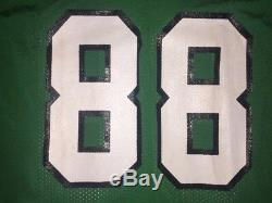 Vintage New York Jets Al Toon #88 Russell Athletic Jersey Size 48