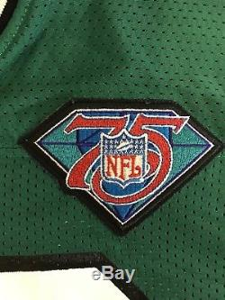 Vintage Russell Athletic New York Jets Johnny Johnson Football Jersey